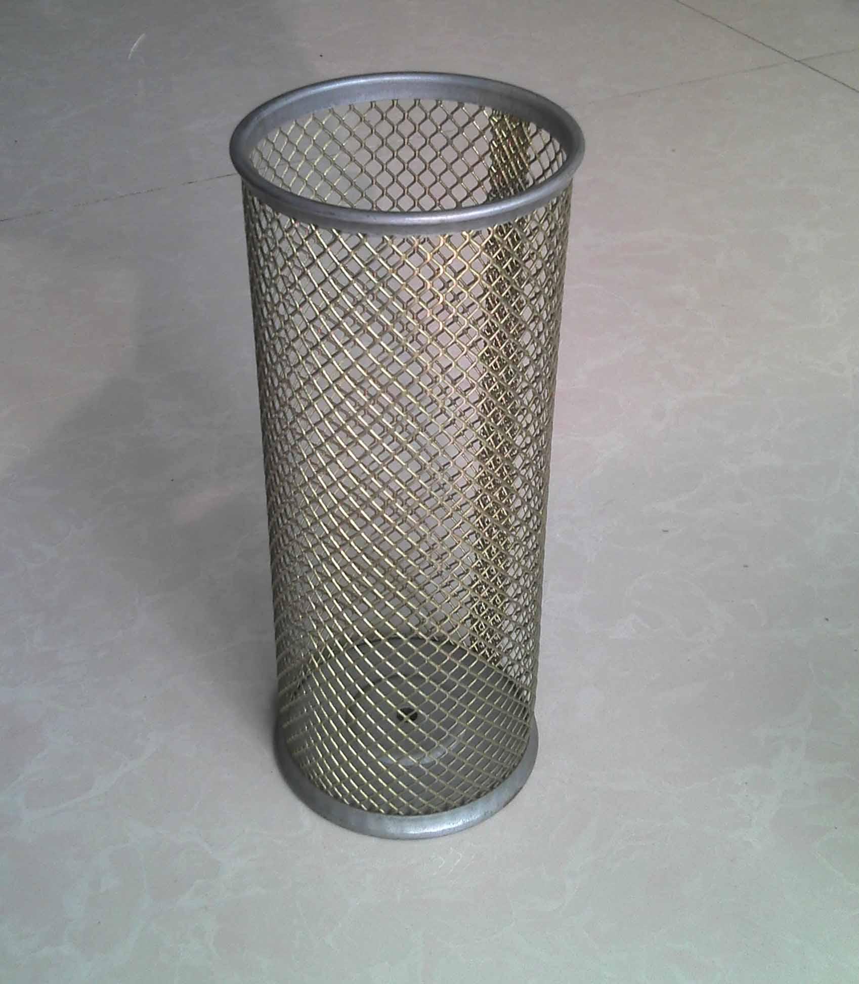 金属网滤芯